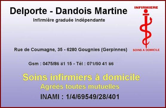 Martine Delpore