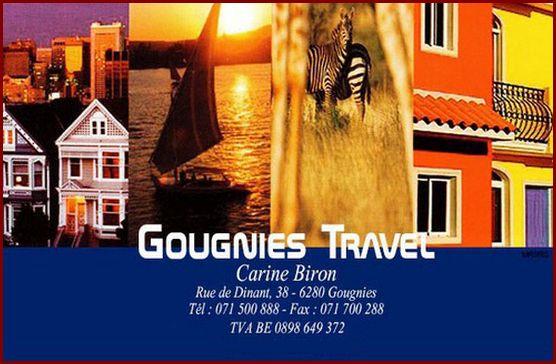 Gougnies Travel - Carine Biron