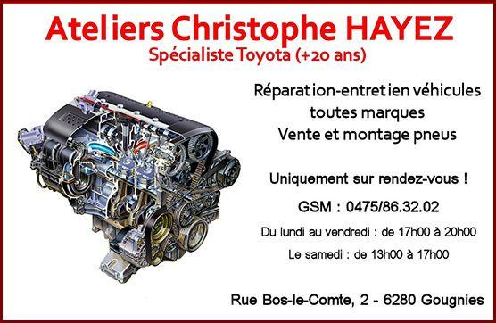 Ateliers Christophe Hayez