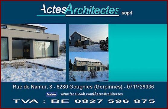 Actes Architectes